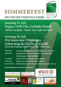 Sommerfest MVE