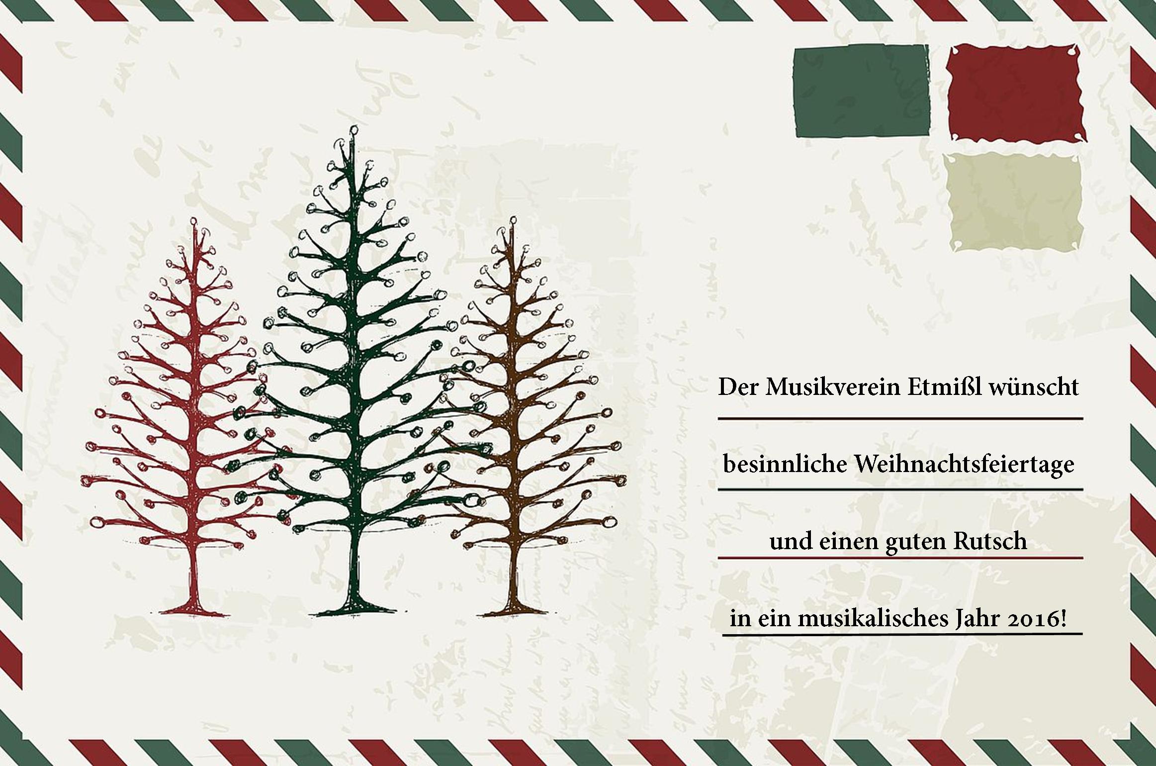 weihnachtsw nsche vom musikverein etmi l musikverein etmi l. Black Bedroom Furniture Sets. Home Design Ideas